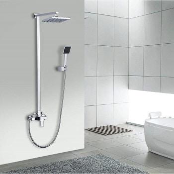 conjunto de ducha termostatico