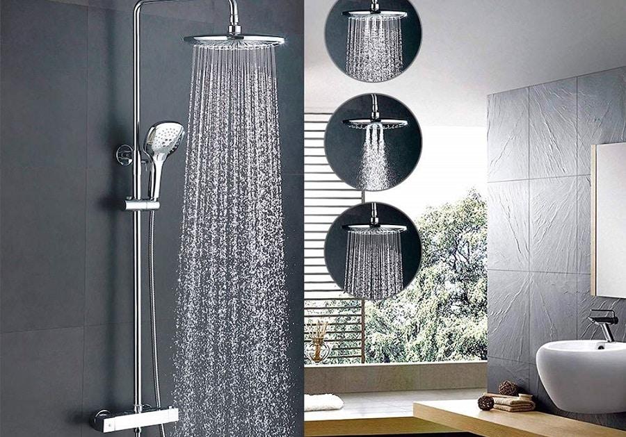 Conjunto de ducha sin grifo modelos marcas y ofertas 2018 for Grifos de ducha termostaticos precios