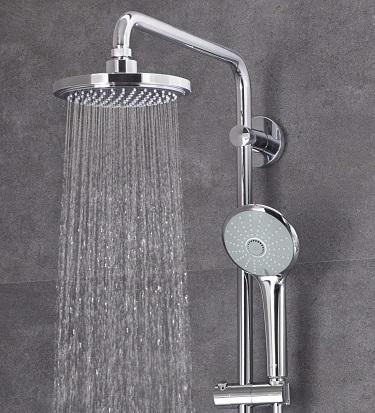 Conjunto de ducha Grohe Euphoria System 180 amazon