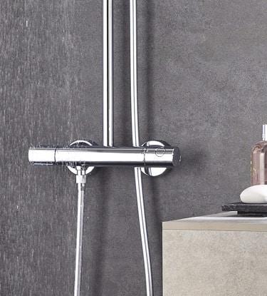 Conjunto de ducha Grohe Euphoria System 180 precios