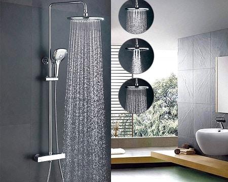 conjunto de ducha opiniones