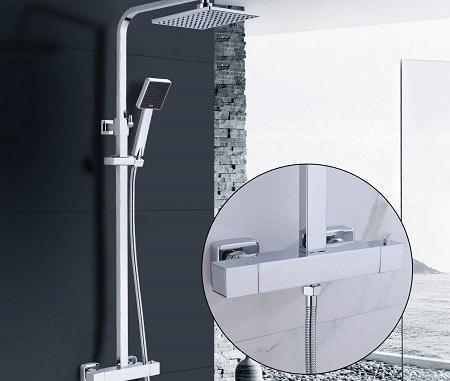 set de ducha TERMOSTaTICA para baño