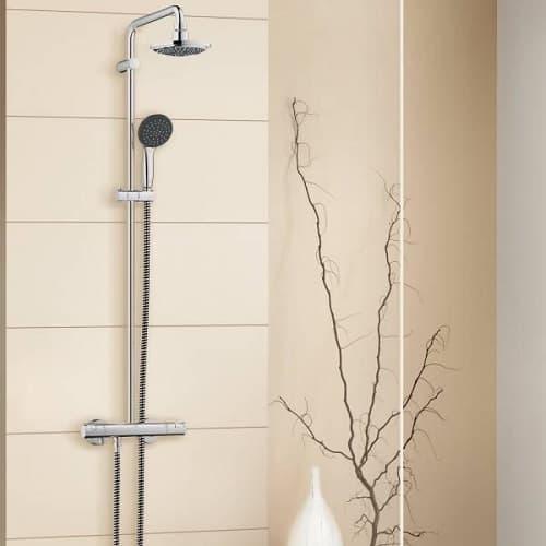sistema de ducha termostatica Grohe Vitalio - Start System 160