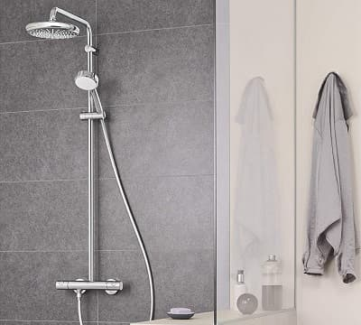 ⭐️ columna de ducha termostática Grohe Tempesta Cosmopolitan 210